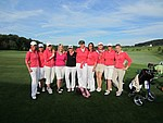 Damen-Mannschaft 2012 im GC Schloss Langenstein