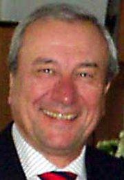 Portrait Dr. Peter von Pagenhardt